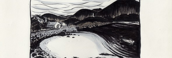 bayScape_inkdrawing_shapeshftr_peterkawecki