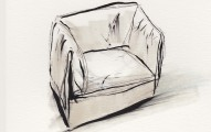 free_and_comfortable_Shapeshftr_peterkawecki_ink_drawing